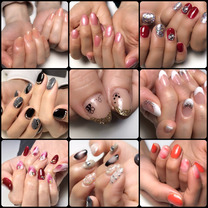 nail atelier merry サロン紹介の記事に添付されている画像