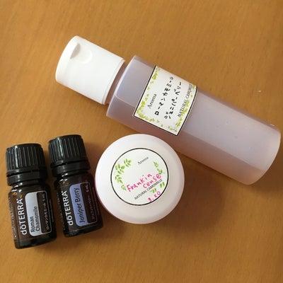 香りのステキな紫根の化粧水作りの記事に添付されている画像