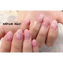 ネイル*ほわり桜の記事に添付されている画像