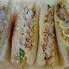 お魚サンドの画像