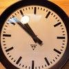 電池式掛時計 パラゴトンの修理例の画像
