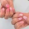 春満開✨桜ネイルの画像