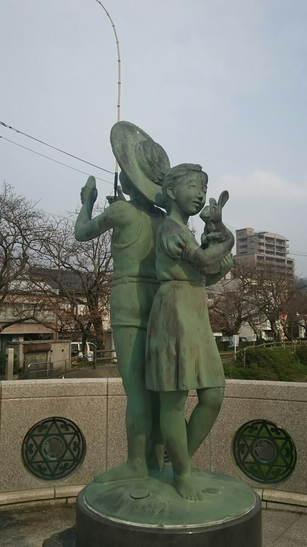 鳥取市の袋川に架かる「智頭橋」 | loca love