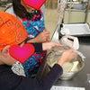 親子お料理教室の画像