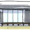平屋の家の完成見学会開催!の画像