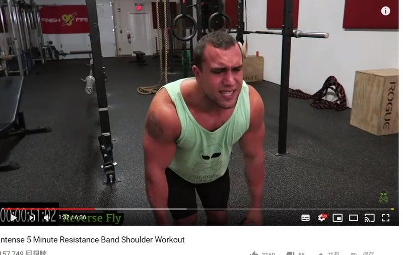 チューブ トレーニング 筋 肥大