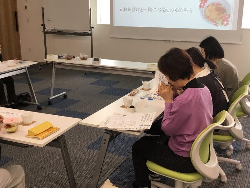 八宝茶教室春講座5
