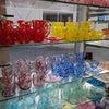 琉球ガラス体験の画像