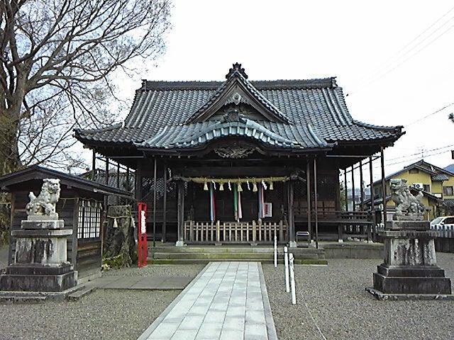 上総社、神明神社 | たかゆきの神社へ行こう&良いことある占い