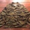 60's Tiger camo Pattern Hunting Jacketの画像