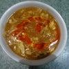 酸辣湯スープ!の画像