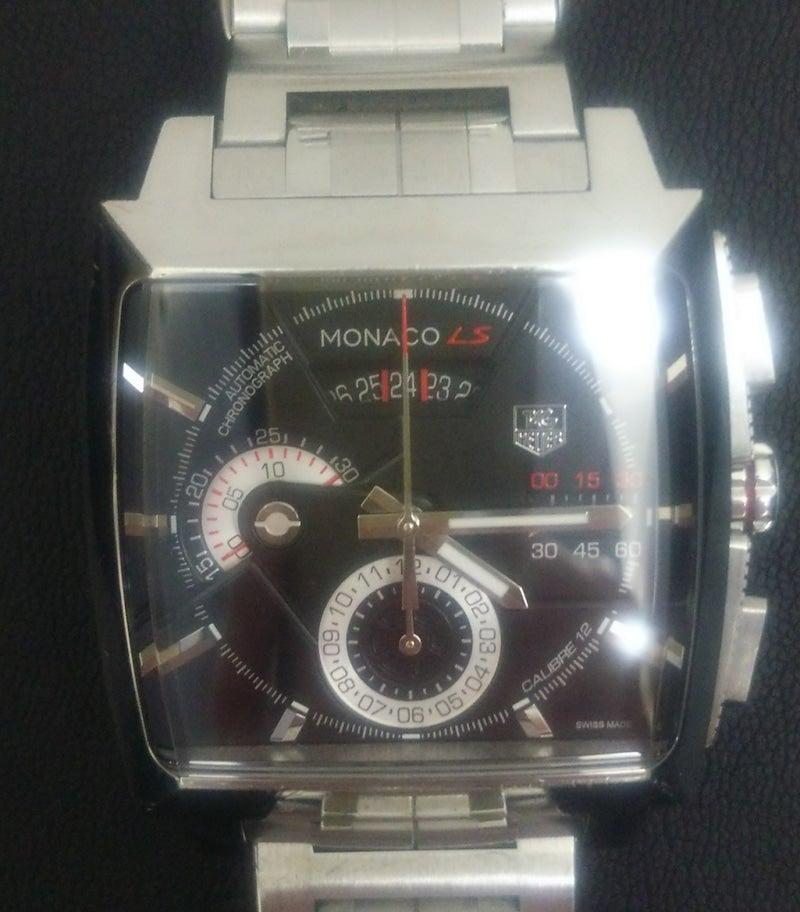 best sneakers e0196 68965 駒込 買取 タグホイヤー モナコLS 腕時計 カレラ ウブロ 銀座 ...