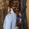【スウェーデン王室】The fabulous hair detail of Princessの画像