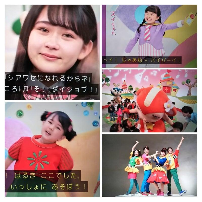 今日見たTV:2019年4月1日(月)~Eテレ新体制スタート&メイちゃん卒業(再)~
