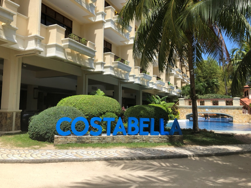 コスタベラ トロピカル ビーチ ホテル