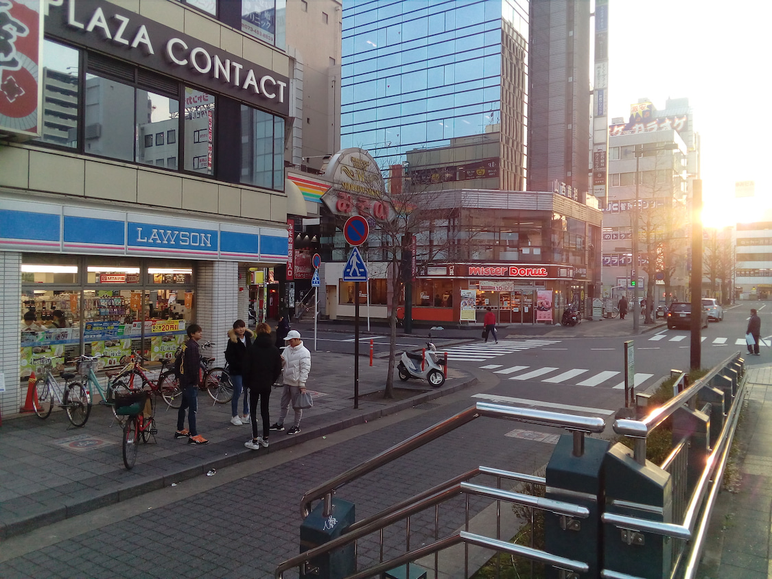 和歌山マリーナシティから【千里眼★JR和歌山駅前店】までの道順の記事より