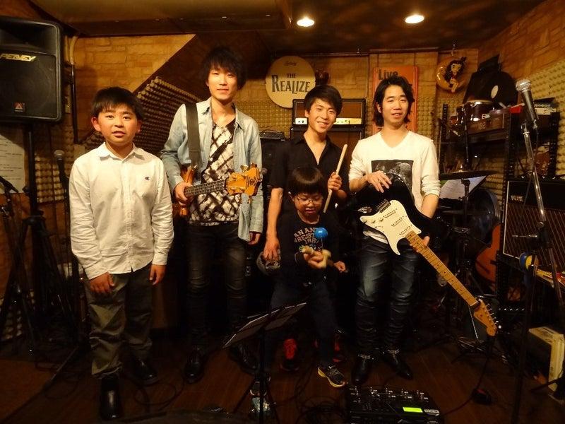 Into the nightフィーチャリング片山晴翔大阪ライブ