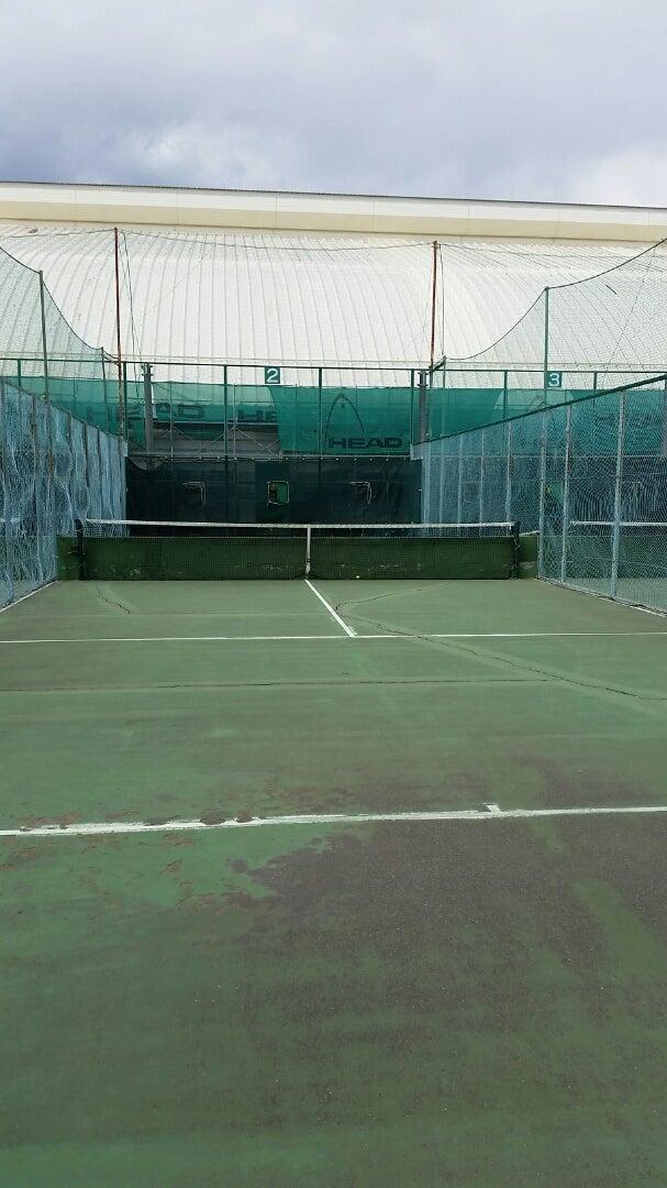 テニス 森 コート の 昭和