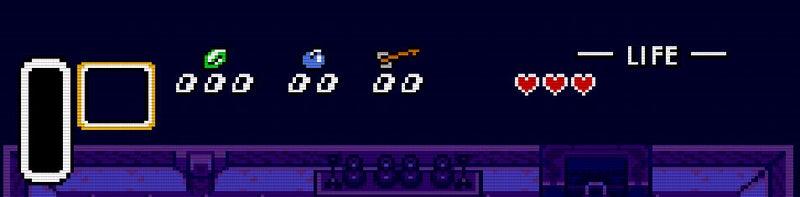 RPG MAKER MV] DIY Zelda HUD (with CommonEvents
