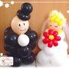 balloon dollご結婚のお祝いに・・お品とご一緒にプレゼント以前ご依頼頂...の画像