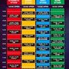 2019.4.28(日)【Cure Fest 2019】全会場タイムテーブル公開!!の画像