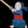 剣道用眼鏡をつけて、めざせ初勝利!の画像