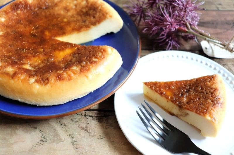 チーズケーキ 器