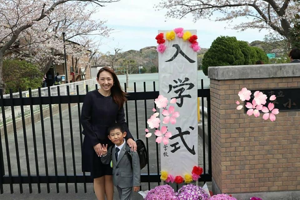 男の子 入学 式