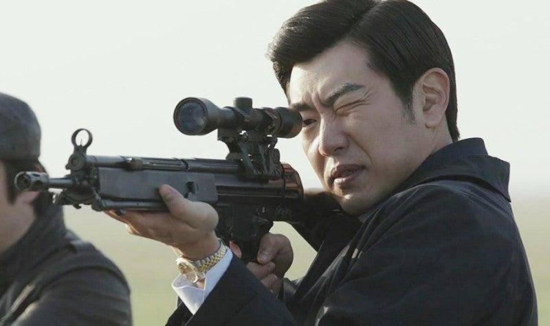韓国映画「出国 造られた工作員」