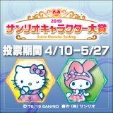 第34回サンリオキャラクター大賞