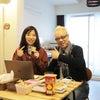 4/6 今日のコンサルはen活の怜ちゃん!ブログカスタマイズその1の画像