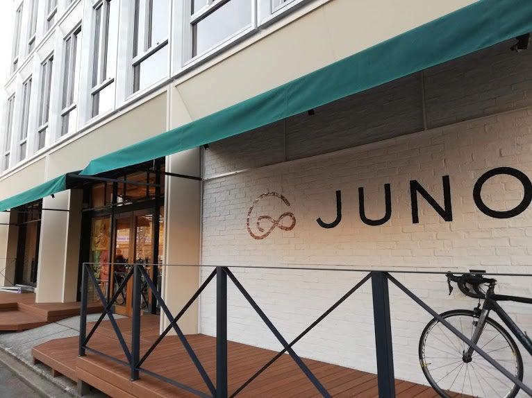ベーグルカフェ『JUNO』4/26グランドOPEN!注目は自分で選べるおかわり自由のランチ!