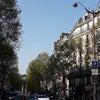 フランスパンとパリジェンヌの画像