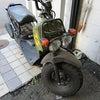 原付バイクの鍵作製 ホンダ・ズーマー さいたま市にての画像