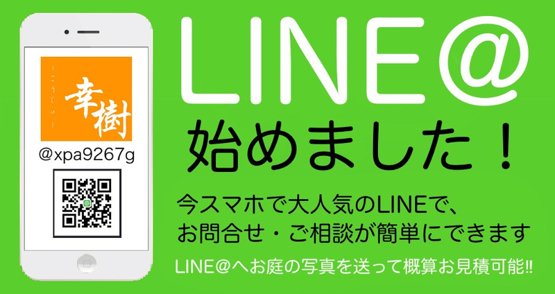 幸樹  LINE@