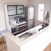キッチンを模様替え♥の画像