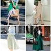 最近気になる春カラー!アラフォー女性をキレイに見せるグリーンの選び方の画像