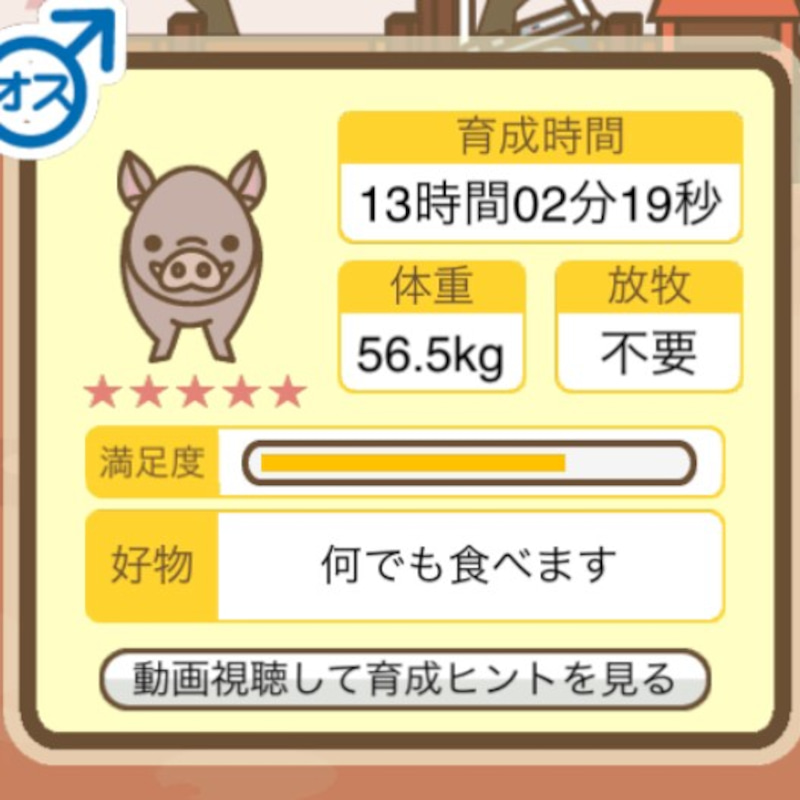 伝説級 養豚場