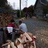 薪割り会の画像