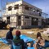 【新築】T様邸 建方と S様 地鎮祭でしたの画像