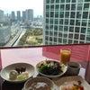 中国料理のモーニング「イクスヴァン」 ☆ ザ ロイヤルパークホテル 東京汐留の画像