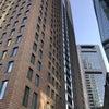 エコノミーダブルは超高級ビジネスホテル ☆ ザ ロイヤルパークホテル 東京汐留の画像