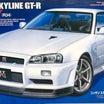 スカイライン GT-R (R34) 製作記②