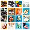 5月11日横浜「スパークジョイ!!!」出店者のご紹介④~手作りくつと教室ていねいさん~の画像