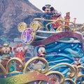 Happy☆の車中泊で節約ディズニー旅♪