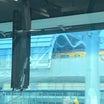 高架に地下鉄?メトロ銀座線M字橋建設風景を埼京線から再現