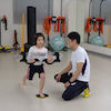 足利市 小学生向けパーソナルトレーニングの画像