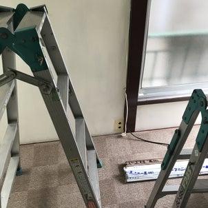 新宿区 ~アパート配線工事~の画像