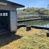 農業用水草刈りの画像