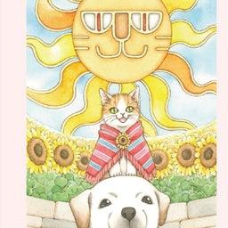 画像 CatPawTarot(キャットパウタロット)予約開始! の記事より 4つ目